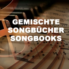 Songbooks & Single Sheets