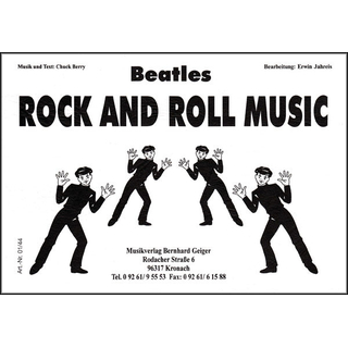 Rock and Roll Music - The Beatles