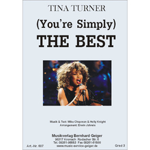 (Youre simply) The Best - Tina Turner