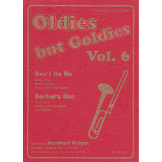 Oldies but Goldies Vol. 6 - Dont Ha Ha + Barbara Ann