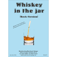 Whiskey in the jar - Rock Version