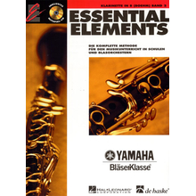 Essential Elements Band 2 - Klarinette Boehm System