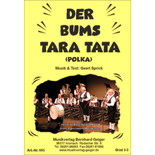Der Bums tara tata (The polka with the big drum)