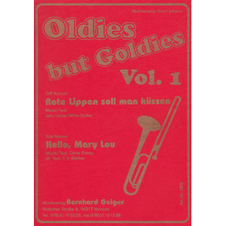 Oldies but Goldies Vol. 1 - Rote Lippen soll man küssen + Hello Mary Lou