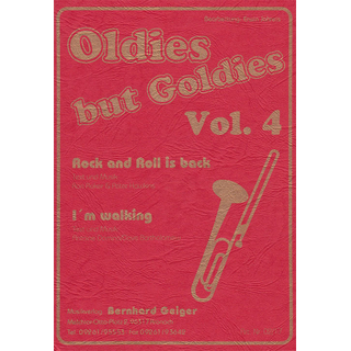 Oldies but Goldies Vol. 4 - Rock and Roll is back + Im walking