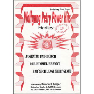 Wolfgang Petry Power Hits