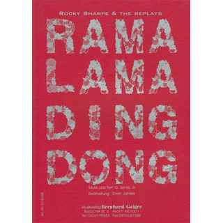 Rama Lama Ding Dong - Rocky Sharp & the Replays