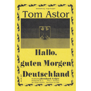 hallo guten morgen deutschland tom astor 10 00. Black Bedroom Furniture Sets. Home Design Ideas