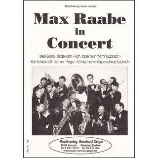 Max Raabe in Concert - Combo-Spezial