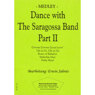 Dance with The Saragossa Band Part 2 - Medley