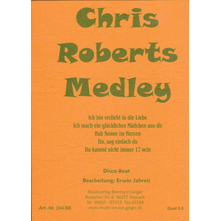Chris Roberts Medley