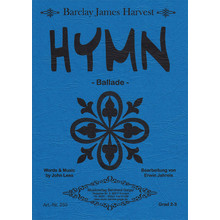 Hymn - Barclay James Harvest - Dirigier-Partitur