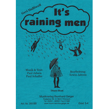 Its raining men - G. Halliwell / Weather Girls