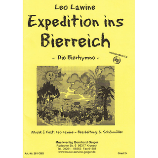 Expedition ins Bierreich - Leo Lawine