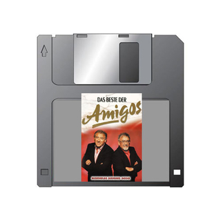 Amigos - Das Beste - Midifiles