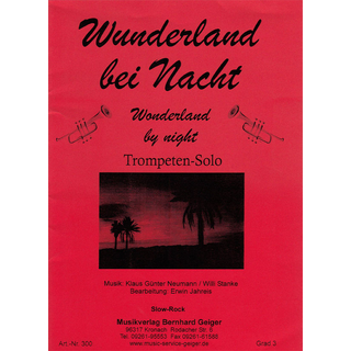 Wunderland bei Nacht - Wonderland by night