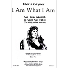 I am what I am - Gloria Gaynor