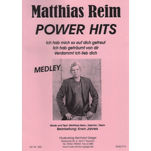 Matthias Reim Power Hits