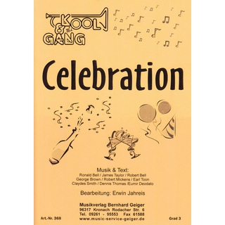 Celebration - Kool and the Gang