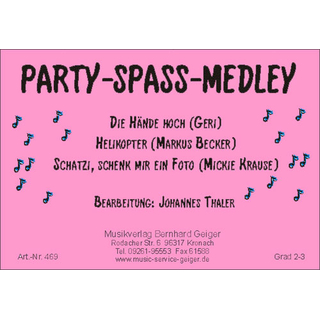 Party-Spass-Medley