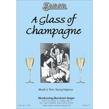 A Glass of Champagne - Sailor