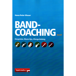 Band Coaching 1 - Partitur